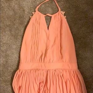 Peachy dress from Buckle
